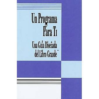 Un Programa Para Ti - UNA Guia Disenada del Libro Grande by Hazelden P