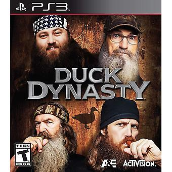 Duck Dynasty PS3 Game