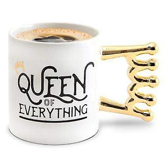 BigMouth The Queen of Everything Mug