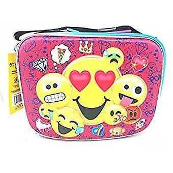 Lunch Bag - Emoji - 3D Pop Up Faces New 151441