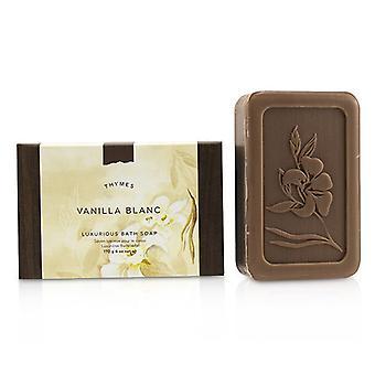 Thymes Vanilla Blanc Luxurious Bath Soap 170g/6oz