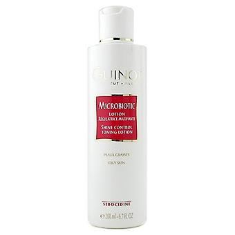 Guinot Microbiotic Shine Control Toning Lotion (For Oily Skin) 200ml/6.7oz