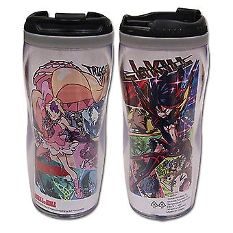 Mug - Kill la Kill - New Group Comic Tumbler Anime Licensed ge69516