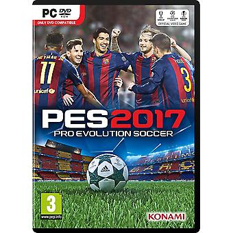 Pro Evolution Soccer (PES) 2017 PC (English/Arabic Box) - Only works in Middle East