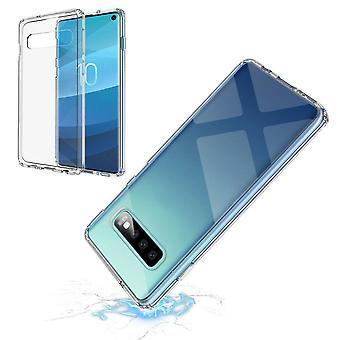 Samsung Galaxy S10 Plus-guscio/protezione/trasparente