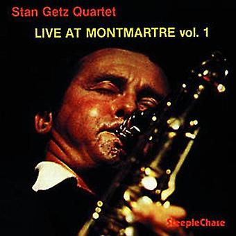 Stan Getz - Live at Montmartre [CD] USA import