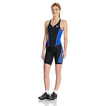Pearl iZUMi Women's Select Pursuit Tri Suit,, Black/Dazzling Blue, Size X-Small