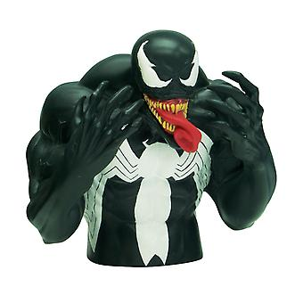 Coin Bank - Marvel - Spiderman Venom Bust Bank Gifts Toys 67565