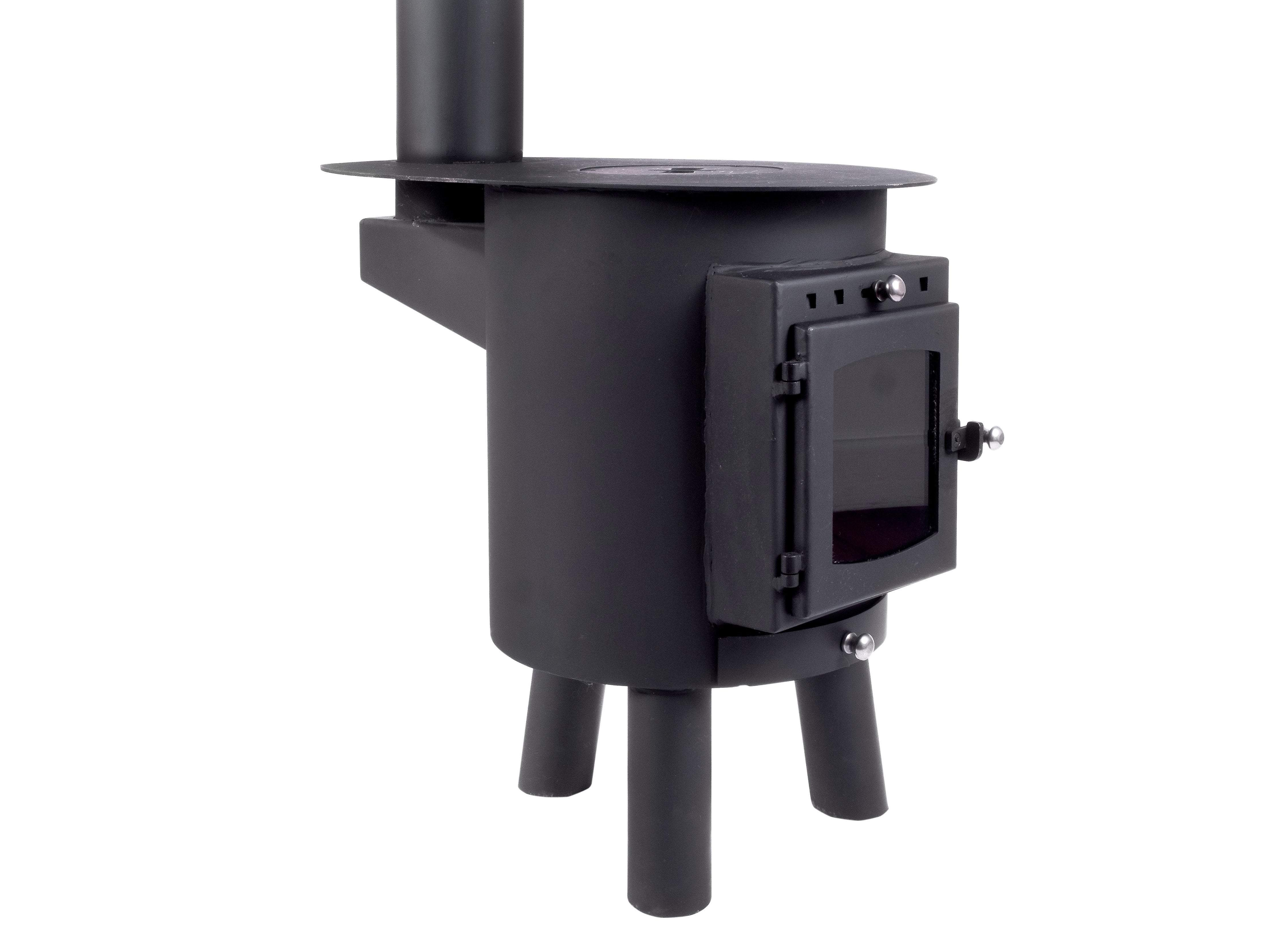 Outbacker® Hygge Oval Stove Full package