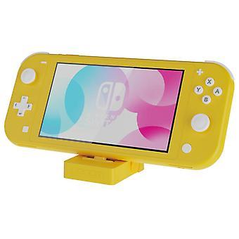Soporte de carga Lite del interruptor Nintendo - amarillo