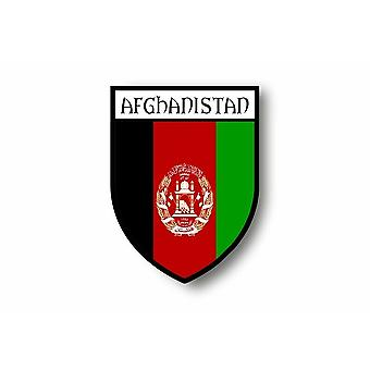 Sticker Sticker Sticker Motorcycle Car Blason City Flag Afghanistan Afghan