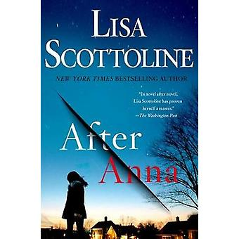 After Anna by Lisa Scottoline - 9781432850838 Book