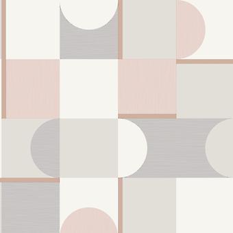 Marino Oslo Geometric Wallpaper Fine Decor