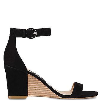 Nove West Womens Sloane Open Toe casual tornozelo cinta sandálias