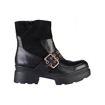Ana Lublin - Shoes - Ankle boots - KARIN_NERO - Women - Schwartz - 40