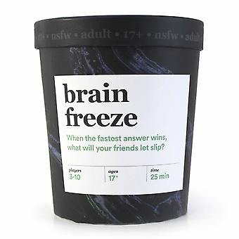 Brain Freeze-NSFW Edition