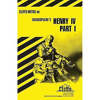Kong Henrik IV, del 1: Cliffs notater