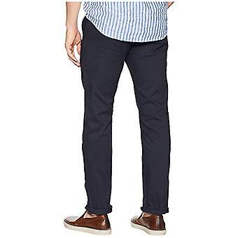 Dockers Men-apos;s Slim Fit Original Khaki All Seasons Tech, Bleu, Taille 34W x 29L