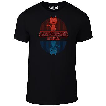 Men's schrodinger cose t-shirt