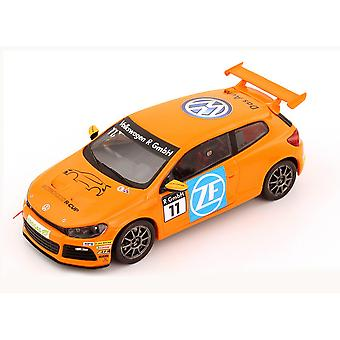 VW Scirocco Cup Team Sachs (2012) Resin Model Car