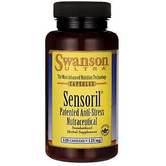 Swanson Sensoril AntiStress Nutraceutical 125 mg 120 Capsules