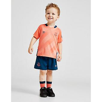 New Umbro Everton FC 2019/20 Away Kit Infant Pink