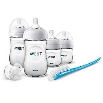 Avent Natural Starter Set für Neugeborene