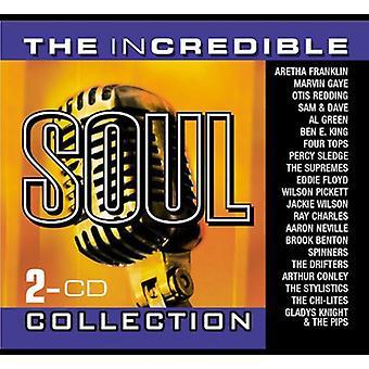 信じられないほどの魂のコレクション - 信じられないほどの魂コレクション [CD] アメリカ インポートします。