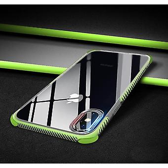 2 in 1 TPU Shell iPhone X +2screen protection