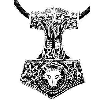 Hanger 143 thorshammer-zilver