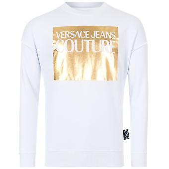 Versace Jeans Couture Gold Panel Sweatshirt