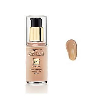 Max Factor Facefinity 3 In 1 Foundation 80 Bronze