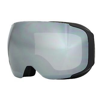 Aphex SKI maske OTG Kepler Svart Mat Sølv 2 skjermer