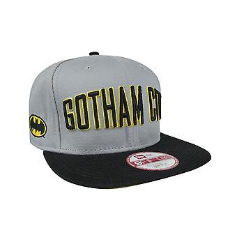 Nieuw tijdperk 9Fifty Batman Hero City Snapback Cap