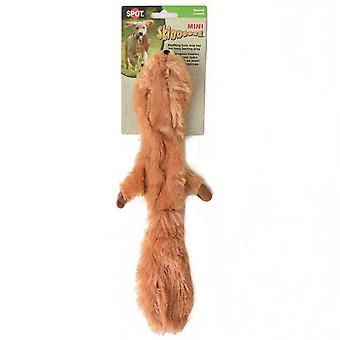 Agrobiothers Skinneeez Flat Squirrel (Dogs , Toys & Sport , Stuffed Toys)