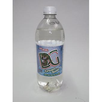 D&g Cream Soda -( 355 Ml X 24 Cans )