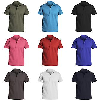SOLS Mens Prescott Maillot manches courtes Polo Shirt