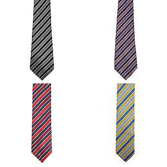 Premier Krawatte - Mens Candy Stripe Arbeit