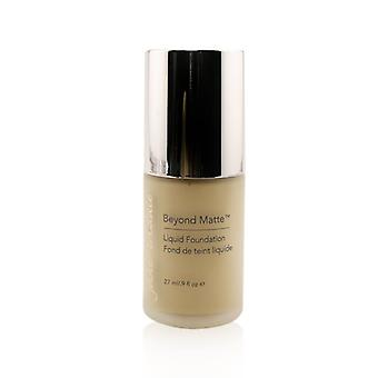 Jane Iredale Beyond Matt Liquid Foundation - # M6 (medium med persika / guld undertoner) - 27ml/0.9oz
