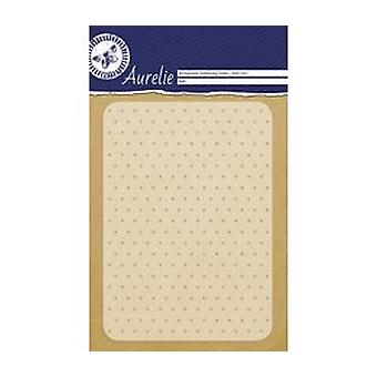 Aurelie Dots Background Embossing Folder