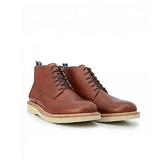 Hudson Miller Leather Boots