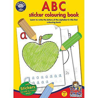 ABC كتاب التلوين