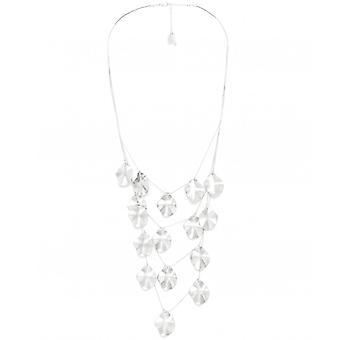 Nouv-Elle Layered Disc Necklace