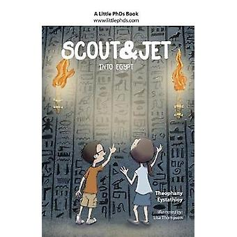 Scout and Jet Into Egypt by Eystathioy & Theophany