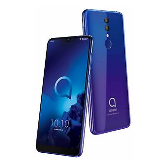 Smartphone Alcatel 3-5053K 5,9& Quad Core 4 GB RAM 64 GB/Blå