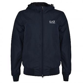 EA7 Emporio Armani Men's EA7 Night Blue Bomber Jacket