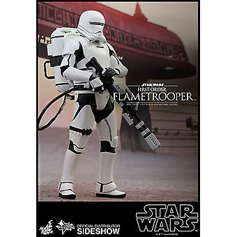 First Order Flametrooper Figure from Star Wars The Force Awakens