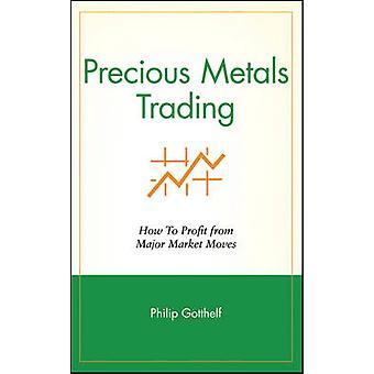 Edelmetallhandel - Wie man von wichtigen Marktbewegungen von Phi profitiert