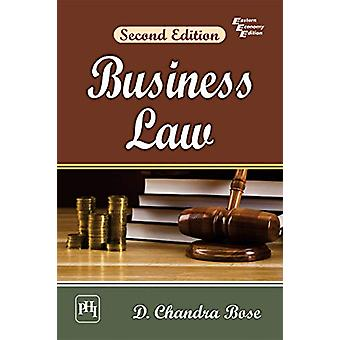 Business Law by D. Chandra Bose - 9789387472235 Book