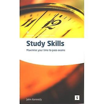Badanie umiejętności: Maksymalizacja czasu, aby zdać egzaminy (w Focus - seria Studymates)